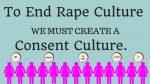 Canadienses de 13 años, aleccionan sobre la cultura de la violación