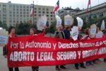 Aprueba senado despenalización del aborto en Chile en tres supuestos